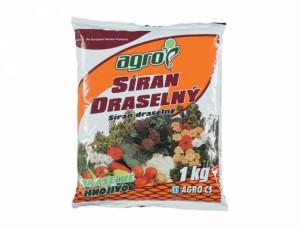 Hnojivo Síran draselný 1kg