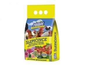Slepičince - granulované hnojivo 8 kg