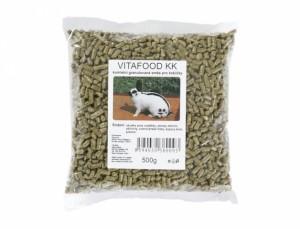 Krmná směs pro zakrslé králíky