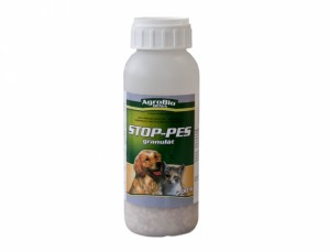 Stop-pes granulát 200g