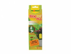 Stopset žlutý proti škůdcům