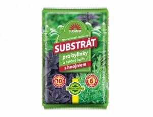 Substrát pre bylinky a zelené korenie 10l