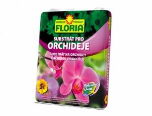 Substrát pro orchideje