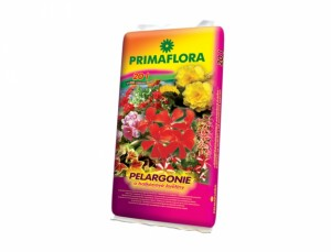 Substrát pre pelargónie, 20l - Primaflora