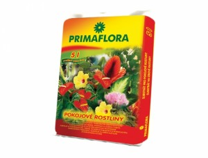 Substrát pro pokojové rostliny 5l - Primaflora