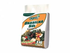 Sůl draselná 60% 3kg