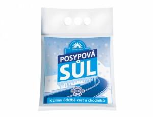 Soľ posypová 2,5 kg