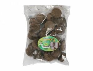 Rašelinové tablety Jiffy 33mm - balení 30ks