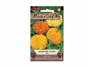 Aksamitník vysoký mix 130 semen