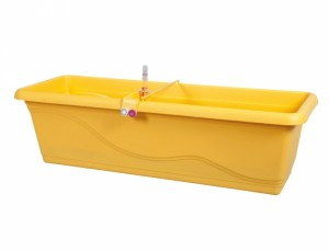 Truhlík EXTRA LINE SMART 60cm/žlutý /