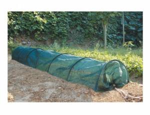 Fóliovník - Tunel záhradné 300x65x45h (stínovka 80%)
