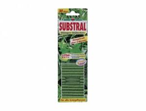 Tyčinky na list - zelené 30ks