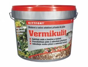 Vermikulit zahrada