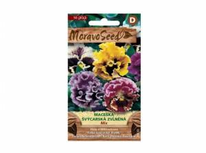 Sirôtka švajčiarska zvlnená mix 50 semien