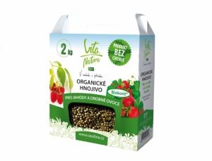 VITA NATURA organicke hnojivo na jahody a drobne ovoce 2kg