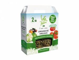 VITA NATURA organicke hnojivo na plodovou zeleninu 2kg