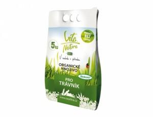 VITA NATURA organicke hnojivo na trávník 5kg