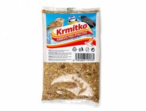 Zimní výživné krmivo KRMÍTKO 500g
