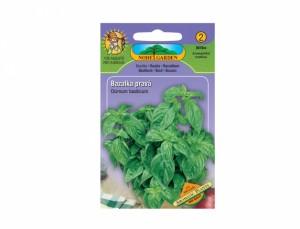 Bazalka pravá Aromatic plants 300 semien