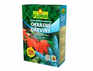 Floria Organo-minerální hnojivo Okrasné dřeviny 2,5kg