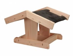 Krmítko dřevěné č.6