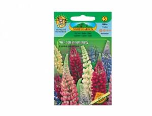Vlčí bôb mnoholistý Mix 40 semien