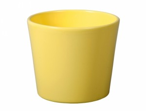 Kvetník SPARTA FIGARO d15cm/žlutý lesk /