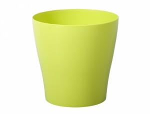 Obal SYNUE d14cm/lesk/světle zelená/