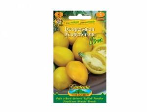 Rajčiak kolíkový citrónovej Citrina 40 semien