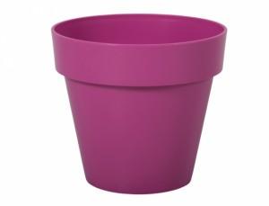 Květináč MITU d16x14h/lesk/růžový