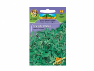 Majoránka zahradní Aromatic plants 1100 semen