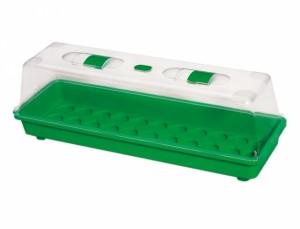 Miniskleník s ventilací š.58x19x19cm/ALEXANDER/