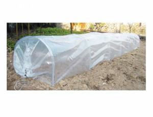 Tunel zahradní 300x65x45cm folie