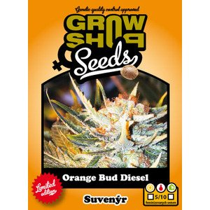 Orange Bud Diesel 5 feminizovaných semien Growshop