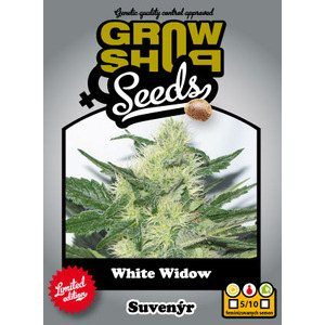 White Widow 5 feminizovaných semien Growshop