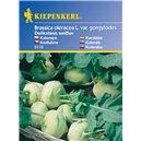 Kapustovité Delikatess biela - semená hlúbovej zeleniny