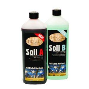 Soil A + B 10L