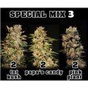 Mix 3 – Pp,Tk,Pc – 6ks feminized semena Eva Seeds