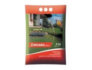 Travní směs parková 2kg ZAHRADA