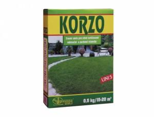 Směs parková KORZO - pro zatěžované trávníky