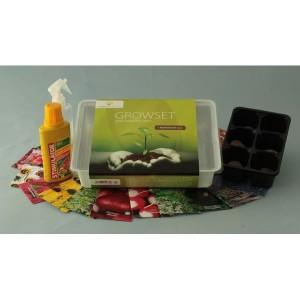 Growset - darčekové balenie pre milovníkov pestovanie