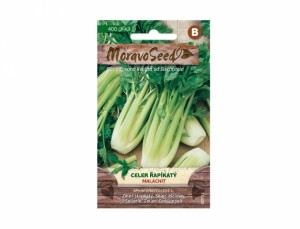 Celer řapíkatý Malachit 400 semen