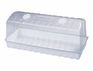 Miniskleník s ventiláciou š.47x20x20cm