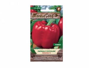 Paprika k rychlení Paradise F1 15 semen