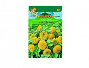 Slunečnice roční plnokvětá 25 semen