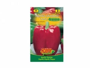 Paprika zeleninová raná Granova 40 semen