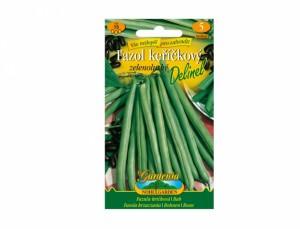 Fazol keříčkový zelenoluský Delinel 15 semen