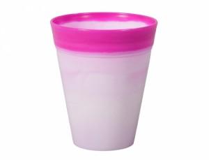 Obal DANTE EXCLUSIVE d13cm/bílo-růžová