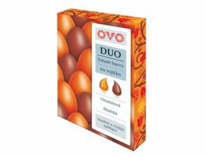 OVO farba na vajíčka DUO 2x20ml/or/hn