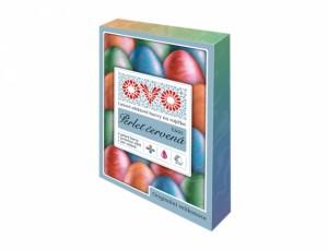 OVO barva na vajíčka PERLEŤ 4barvy 5ml